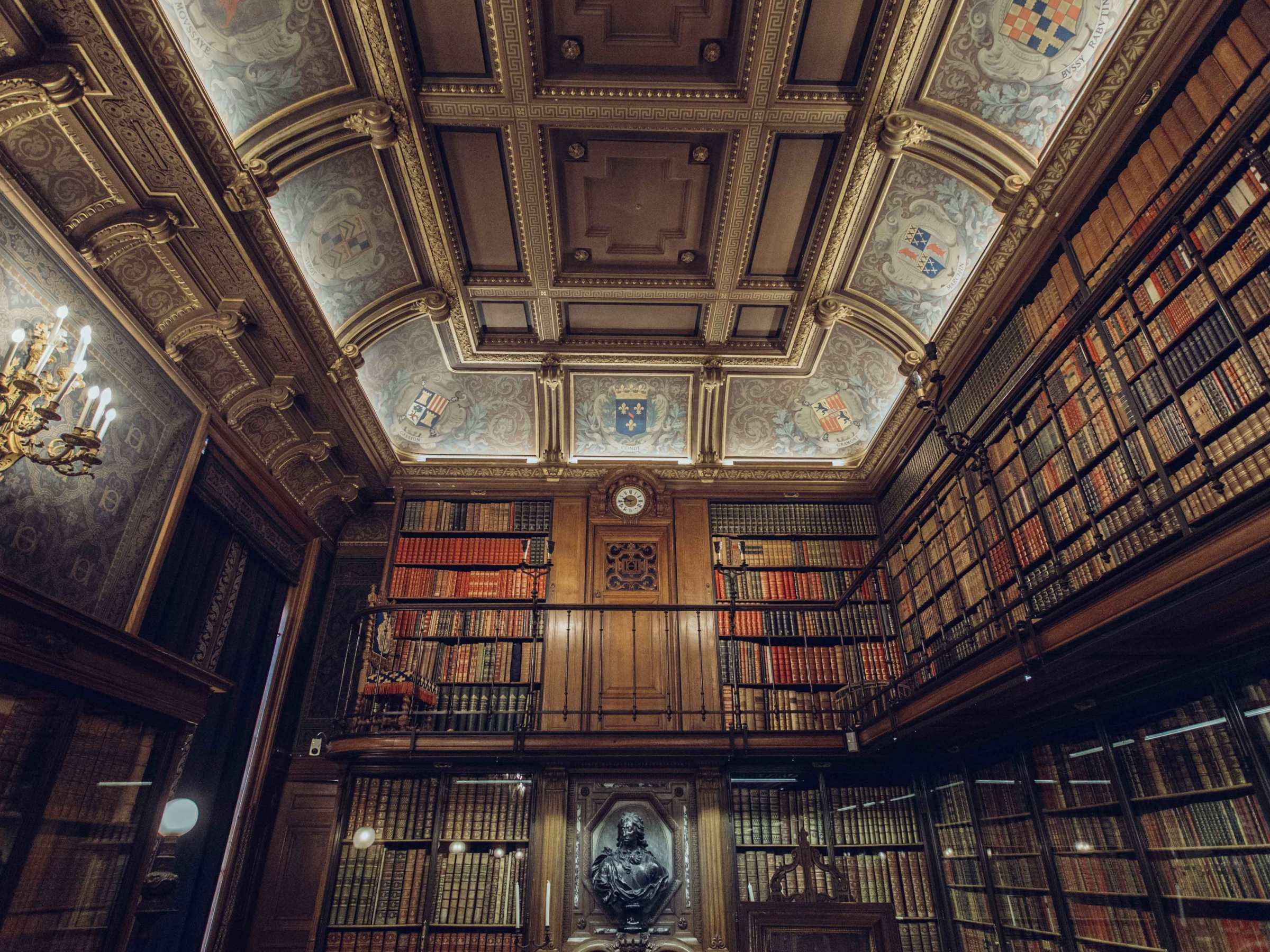 Large library
